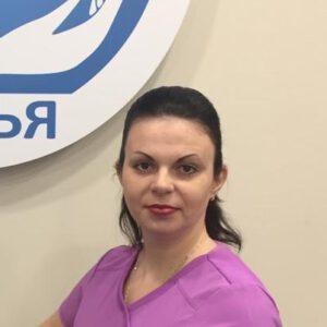 Стоматолог терапевт в стоматологии Семья в Лобне - Глебова Анастасия Викторовна