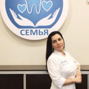 Стоматолог Калинская Татьяна Васильевна - главный врач стоматологии Семья в Лобне